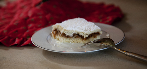 Hungarian Kitchen – Almás (Hungarian Apple Pastry)