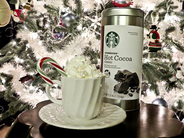Things I Love: Easy Hot Cocoa