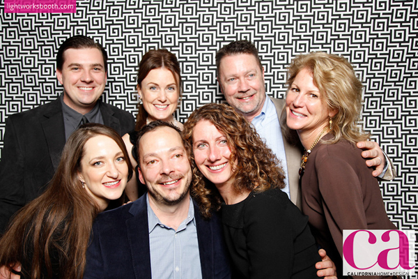 We attended the California Home + Design Awards Gala with some really cool people.