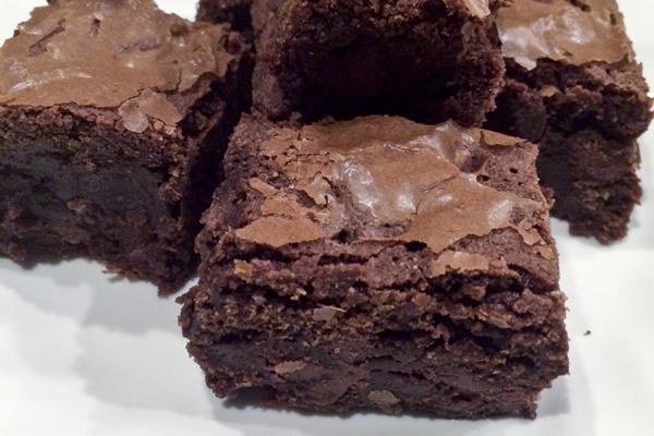 Gluten-Free Goodness: Fudge Brownies