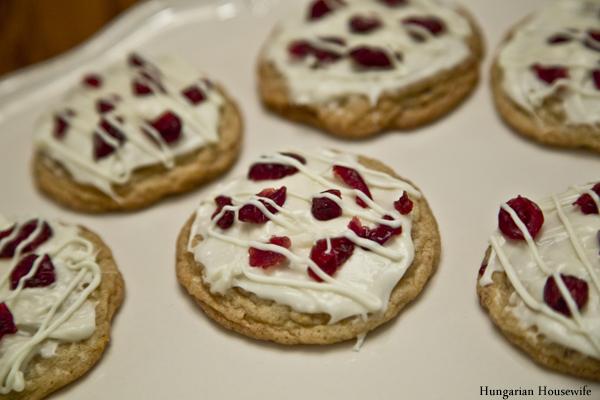 Gluten-Free Goodness: Cranberry Bliss Cookies