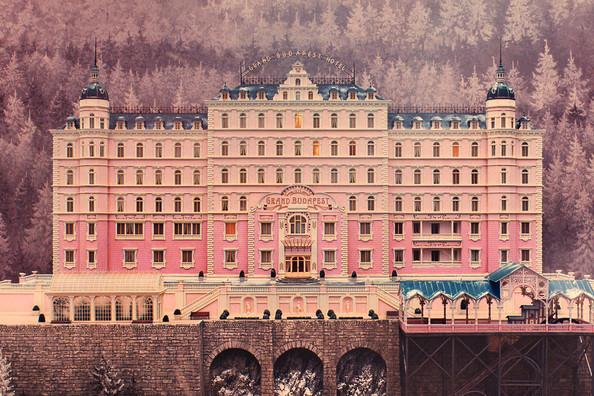 On my Radar: The Grand Budapest Hotel