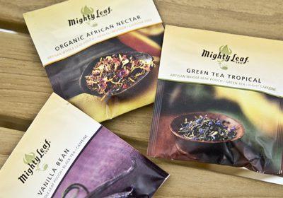 Things I Love: Mighty Leaf Tea