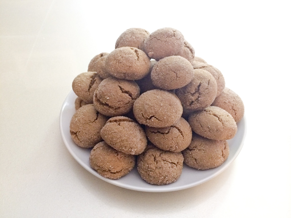 Ginger Cookies 01b