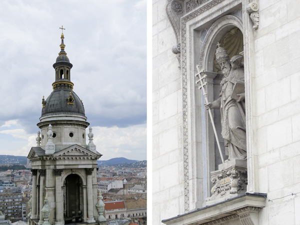 More views from outside of Saint Stephen's