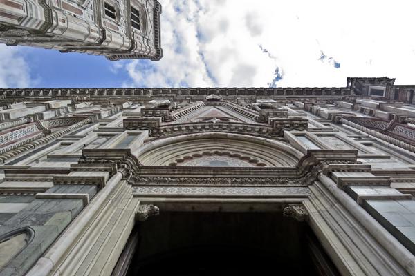 Giotto Campanile and main portal