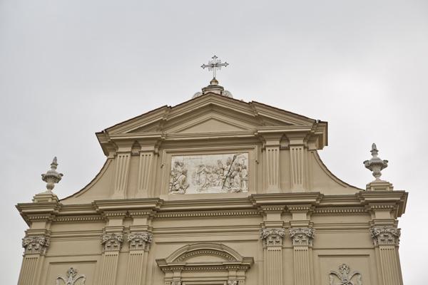 The Church at San Marco