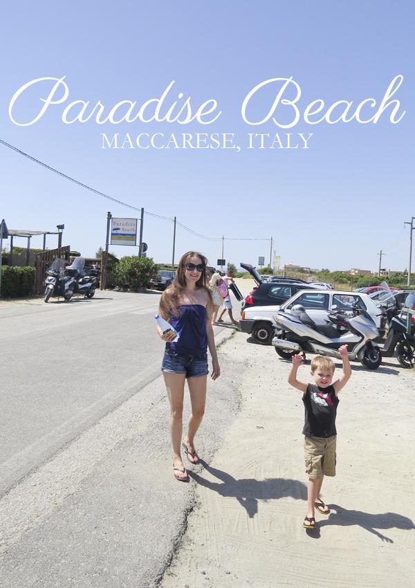 paradise beach feat