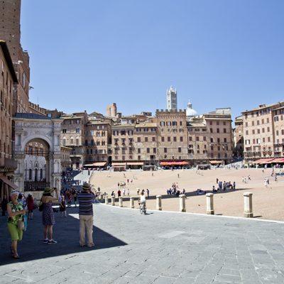 Europe Trip: Siena
