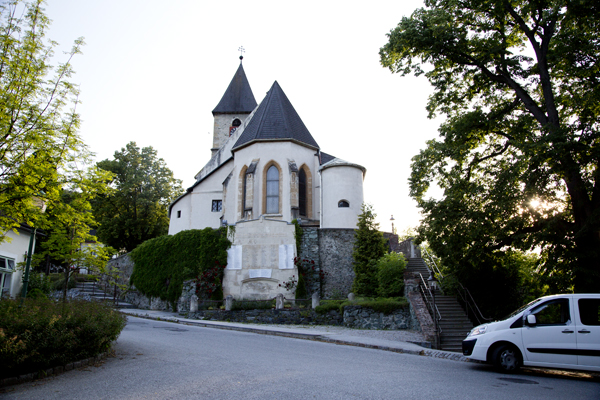 The church David attended with his family