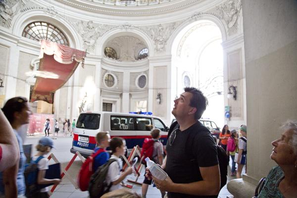 Europe Trip: Vienna
