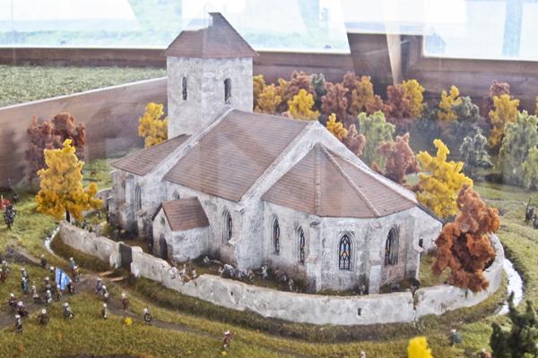 Church model.