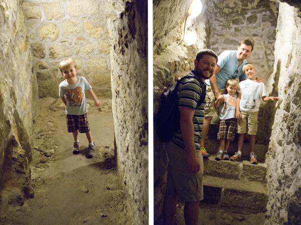 More underground adventures