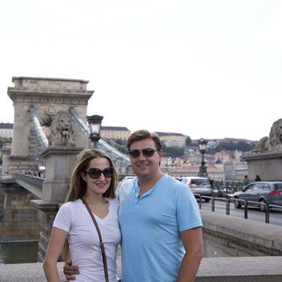 Europe Trip: Széchenyi lánchíd