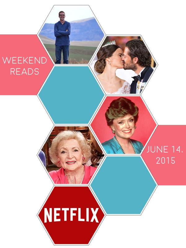 Weekend Reads – June 14