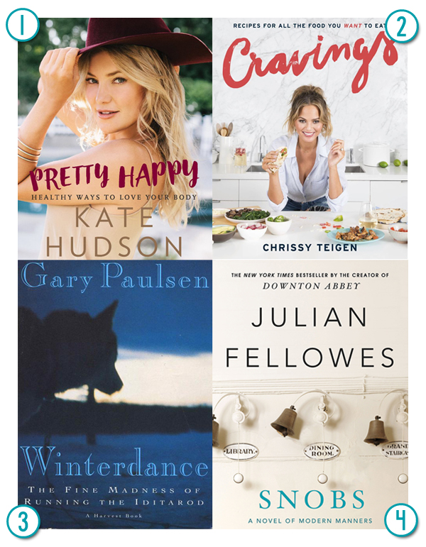 Four Books I'm Loving Right Now