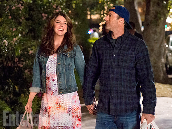 Exciting Gilmore Girls News