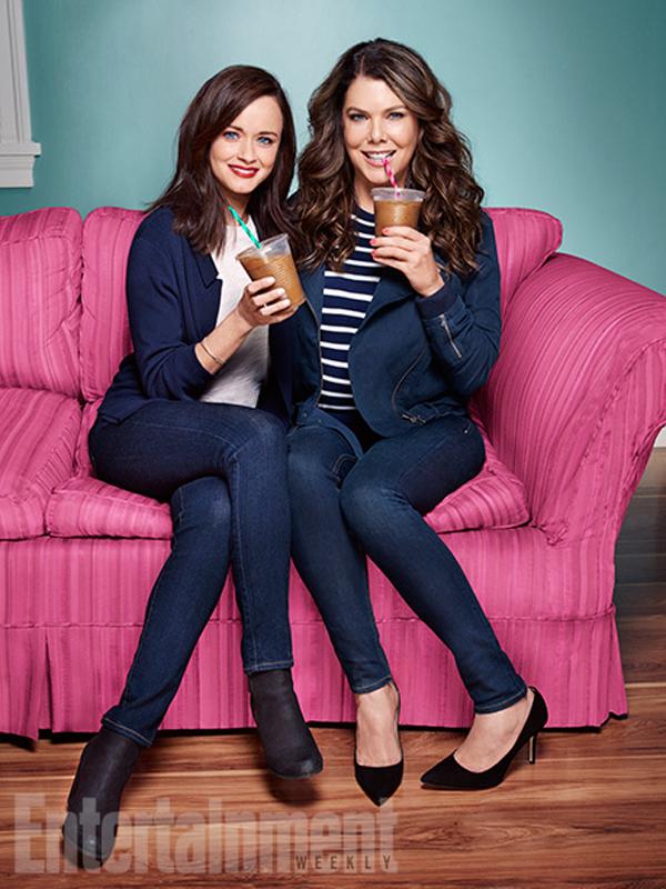 Gilmore Girls Entertainment Weekly