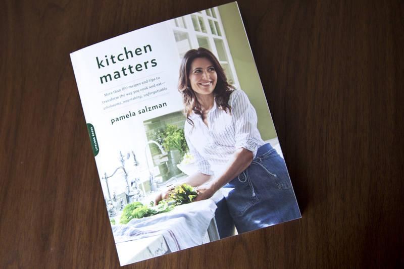 Kitchen Matters by Pamela Salzman Book Cover
